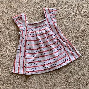 Kids patriotic shirt